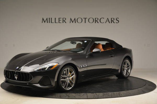 Used 2018 Maserati GranTurismo Sport Convertible for sale $92,995 at Maserati of Westport in Westport CT 06880 12