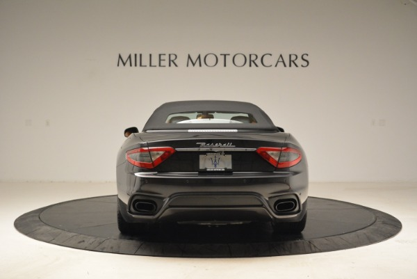 Used 2018 Maserati GranTurismo Sport Convertible for sale $92,995 at Maserati of Westport in Westport CT 06880 16
