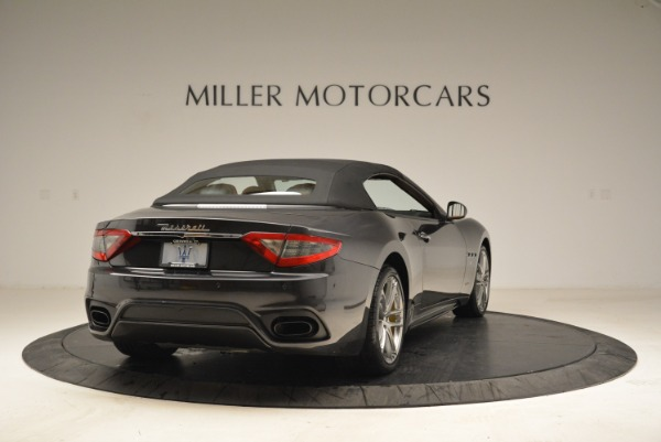 Used 2018 Maserati GranTurismo Sport Convertible for sale $92,995 at Maserati of Westport in Westport CT 06880 17