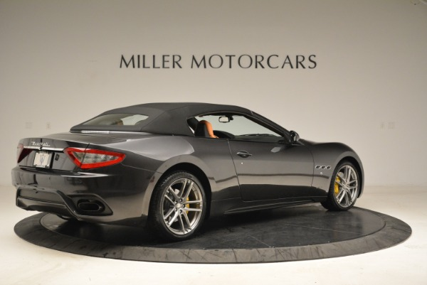 Used 2018 Maserati GranTurismo Sport Convertible for sale $92,995 at Maserati of Westport in Westport CT 06880 18