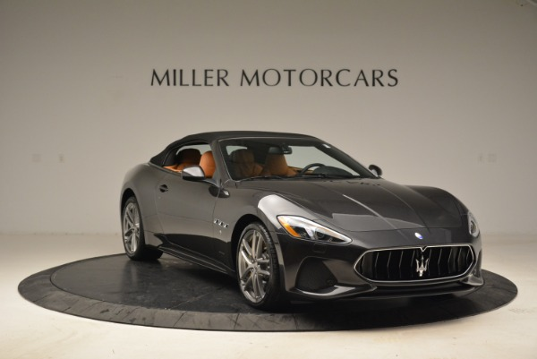 Used 2018 Maserati GranTurismo Sport Convertible for sale $92,995 at Maserati of Westport in Westport CT 06880 21