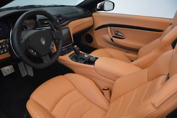 Used 2018 Maserati GranTurismo Sport Convertible for sale $92,995 at Maserati of Westport in Westport CT 06880 23