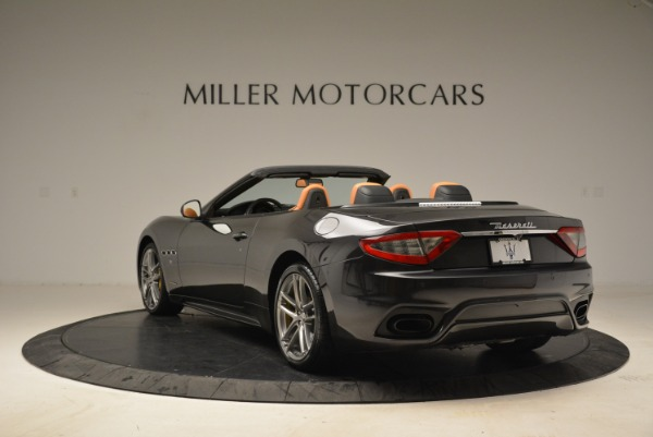 Used 2018 Maserati GranTurismo Sport Convertible for sale $92,995 at Maserati of Westport in Westport CT 06880 4