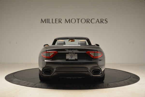 Used 2018 Maserati GranTurismo Sport Convertible for sale $92,995 at Maserati of Westport in Westport CT 06880 5