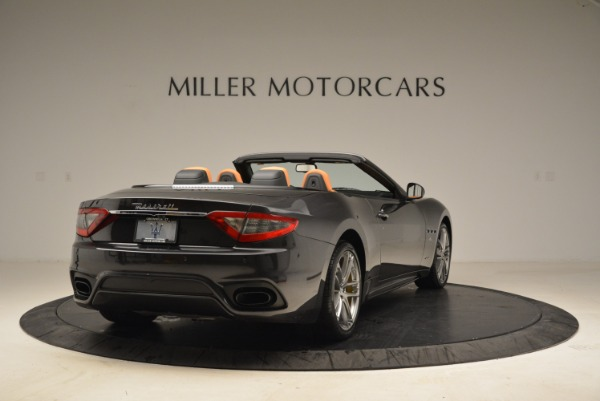 Used 2018 Maserati GranTurismo Sport Convertible for sale $92,995 at Maserati of Westport in Westport CT 06880 6