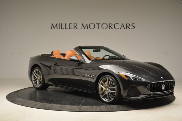 Used 2018 Maserati GranTurismo Sport Convertible for sale $92,995 at Maserati of Westport in Westport CT 06880 9