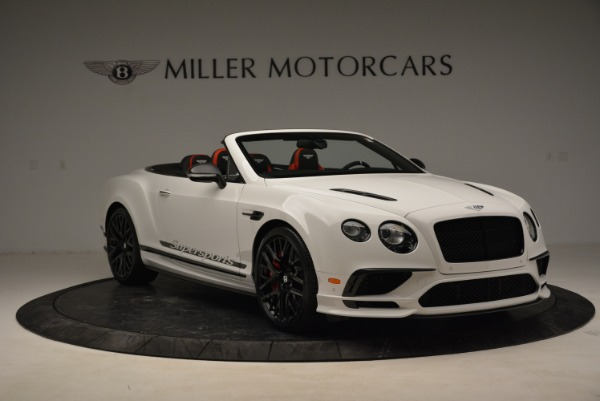 Used 2018 Bentley Continental GTC Supersports Convertible for sale Sold at Maserati of Westport in Westport CT 06880 11