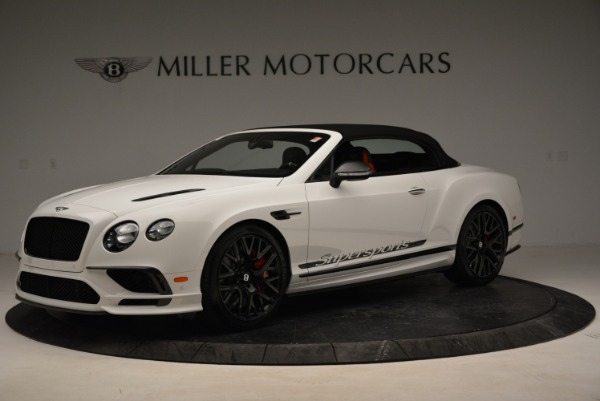Used 2018 Bentley Continental GTC Supersports Convertible for sale Sold at Maserati of Westport in Westport CT 06880 13