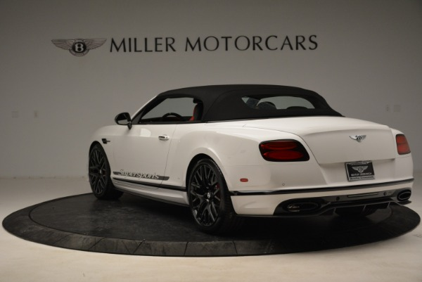Used 2018 Bentley Continental GTC Supersports Convertible for sale Sold at Maserati of Westport in Westport CT 06880 15