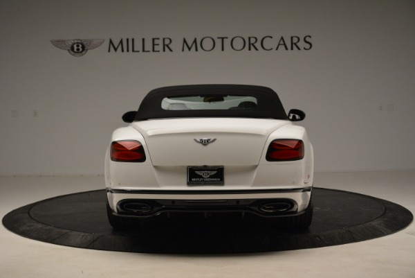 Used 2018 Bentley Continental GTC Supersports Convertible for sale Sold at Maserati of Westport in Westport CT 06880 16