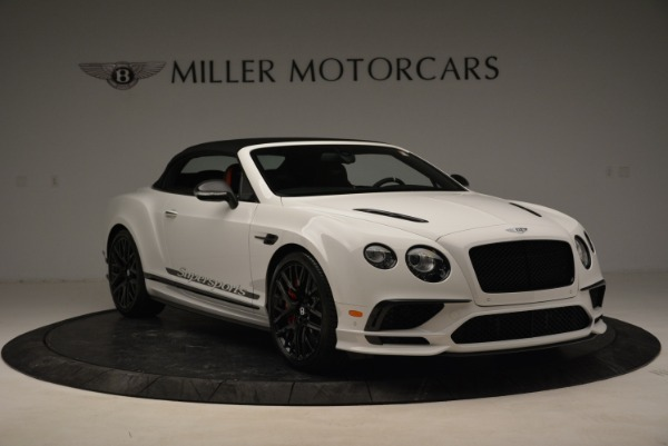 Used 2018 Bentley Continental GTC Supersports Convertible for sale Sold at Maserati of Westport in Westport CT 06880 19