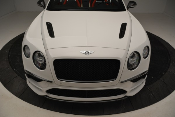 Used 2018 Bentley Continental GTC Supersports Convertible for sale Sold at Maserati of Westport in Westport CT 06880 20