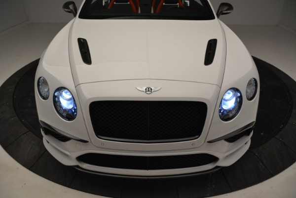 Used 2018 Bentley Continental GTC Supersports Convertible for sale Sold at Maserati of Westport in Westport CT 06880 21