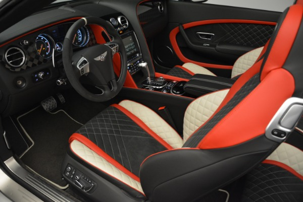 Used 2018 Bentley Continental GTC Supersports Convertible for sale Sold at Maserati of Westport in Westport CT 06880 26