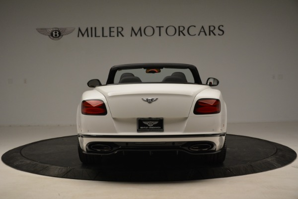 Used 2018 Bentley Continental GTC Supersports Convertible for sale Sold at Maserati of Westport in Westport CT 06880 6