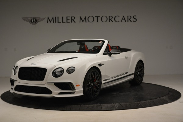 Used 2018 Bentley Continental GTC Supersports Convertible for sale Sold at Maserati of Westport in Westport CT 06880 1