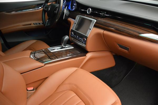 New 2016 Maserati Quattroporte S Q4 for sale Sold at Maserati of Westport in Westport CT 06880 20