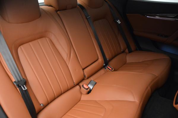 New 2016 Maserati Quattroporte S Q4 for sale Sold at Maserati of Westport in Westport CT 06880 25