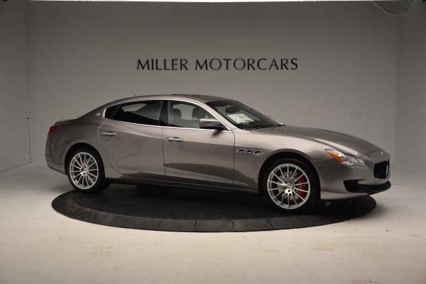 New 2016 Maserati Quattroporte S Q4 for sale Sold at Maserati of Westport in Westport CT 06880 13