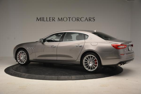 New 2016 Maserati Quattroporte S Q4 for sale Sold at Maserati of Westport in Westport CT 06880 6