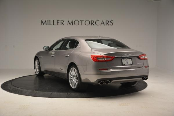 New 2016 Maserati Quattroporte S Q4 for sale Sold at Maserati of Westport in Westport CT 06880 7