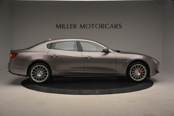 New 2016 Maserati Quattroporte S Q4 for sale Sold at Maserati of Westport in Westport CT 06880 9