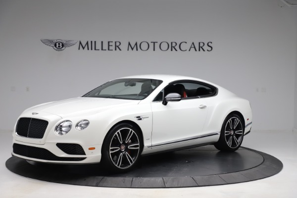 Used 2016 Bentley Continental GT V8 S for sale Sold at Maserati of Westport in Westport CT 06880 2