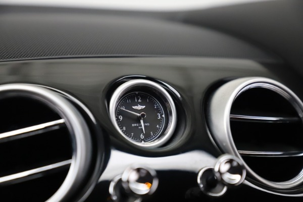 Used 2016 Bentley Continental GT V8 S for sale Sold at Maserati of Westport in Westport CT 06880 21