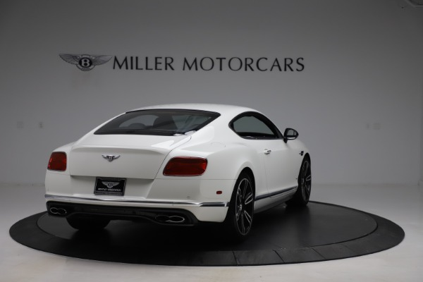 Used 2016 Bentley Continental GT V8 S for sale Sold at Maserati of Westport in Westport CT 06880 7