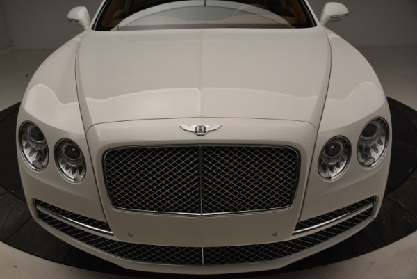 Used 2014 Bentley Flying Spur W12 for sale Sold at Maserati of Westport in Westport CT 06880 13