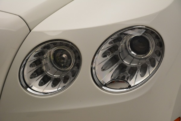 Used 2014 Bentley Flying Spur W12 for sale Sold at Maserati of Westport in Westport CT 06880 15