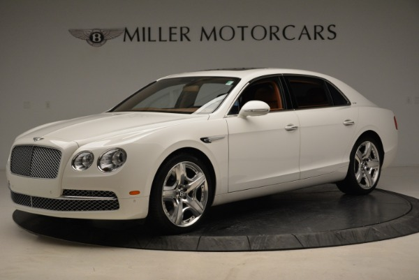 Used 2014 Bentley Flying Spur W12 for sale Sold at Maserati of Westport in Westport CT 06880 2