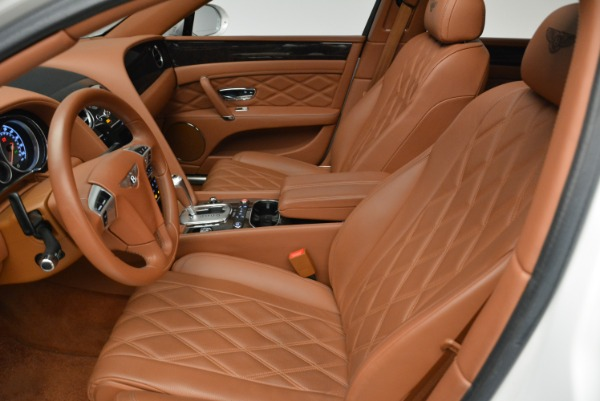 Used 2014 Bentley Flying Spur W12 for sale Sold at Maserati of Westport in Westport CT 06880 23