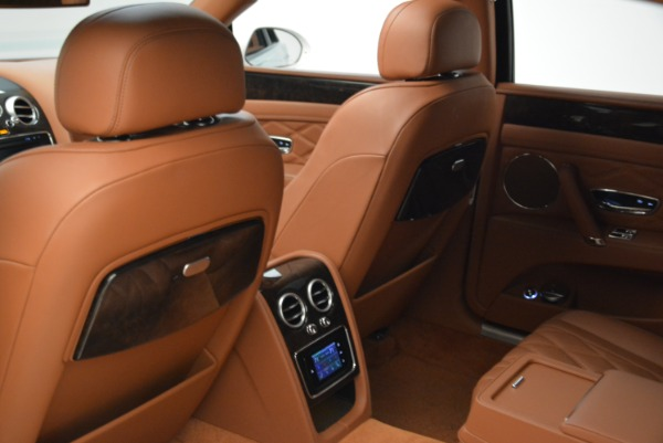 Used 2014 Bentley Flying Spur W12 for sale Sold at Maserati of Westport in Westport CT 06880 27
