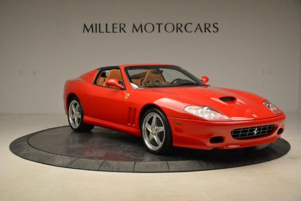 Used 2005 FERRARI Superamerica for sale $299,900 at Maserati of Westport in Westport CT 06880 10