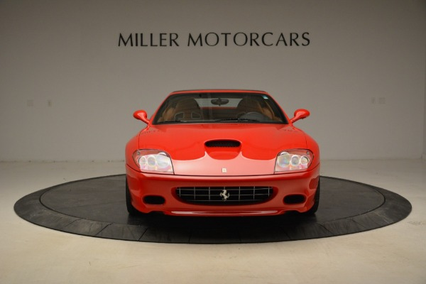 Used 2005 FERRARI Superamerica for sale $299,900 at Maserati of Westport in Westport CT 06880 11