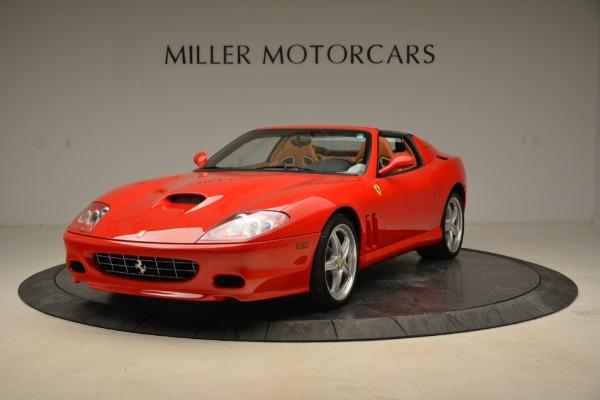Used 2005 FERRARI Superamerica for sale $299,900 at Maserati of Westport in Westport CT 06880 12