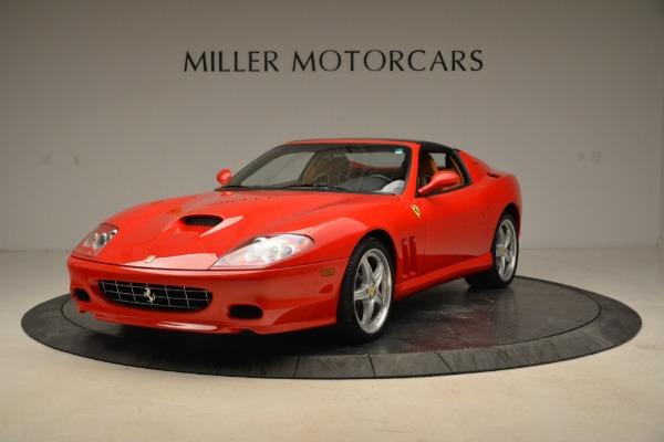 Used 2005 FERRARI Superamerica for sale $299,900 at Maserati of Westport in Westport CT 06880 13