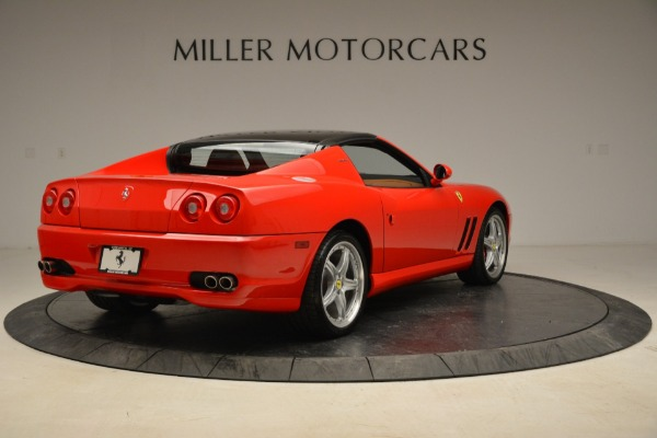 Used 2005 FERRARI Superamerica for sale $299,900 at Maserati of Westport in Westport CT 06880 17