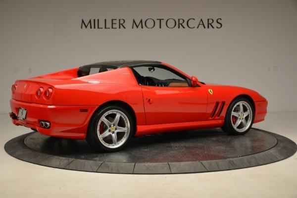 Used 2005 FERRARI Superamerica for sale $299,900 at Maserati of Westport in Westport CT 06880 18