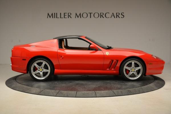 Used 2005 FERRARI Superamerica for sale $299,900 at Maserati of Westport in Westport CT 06880 19