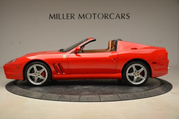 Used 2005 FERRARI Superamerica for sale $299,900 at Maserati of Westport in Westport CT 06880 2