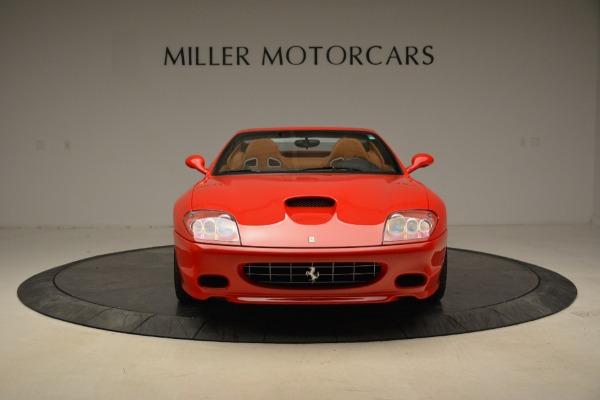 Used 2005 FERRARI Superamerica for sale $299,900 at Maserati of Westport in Westport CT 06880 21