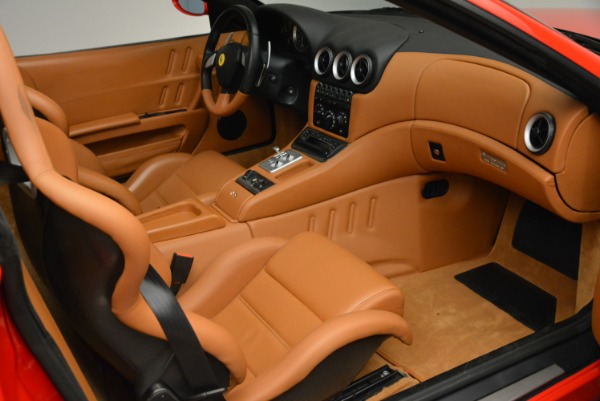 Used 2005 FERRARI Superamerica for sale $299,900 at Maserati of Westport in Westport CT 06880 26