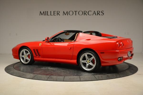 Used 2005 FERRARI Superamerica for sale $299,900 at Maserati of Westport in Westport CT 06880 3