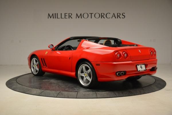 Used 2005 FERRARI Superamerica for sale $299,900 at Maserati of Westport in Westport CT 06880 4
