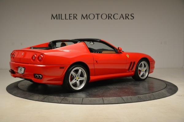Used 2005 FERRARI Superamerica for sale $299,900 at Maserati of Westport in Westport CT 06880 7