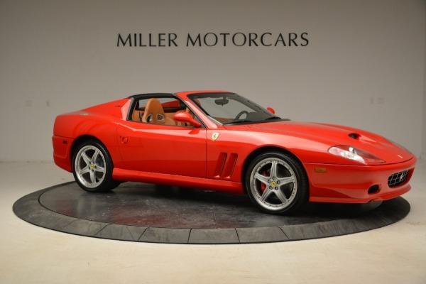 Used 2005 FERRARI Superamerica for sale $299,900 at Maserati of Westport in Westport CT 06880 9