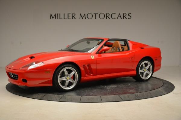 Used 2005 FERRARI Superamerica for sale $299,900 at Maserati of Westport in Westport CT 06880 1