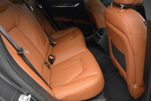 Used 2016 Maserati Ghibli S Q4 for sale Sold at Maserati of Westport in Westport CT 06880 12